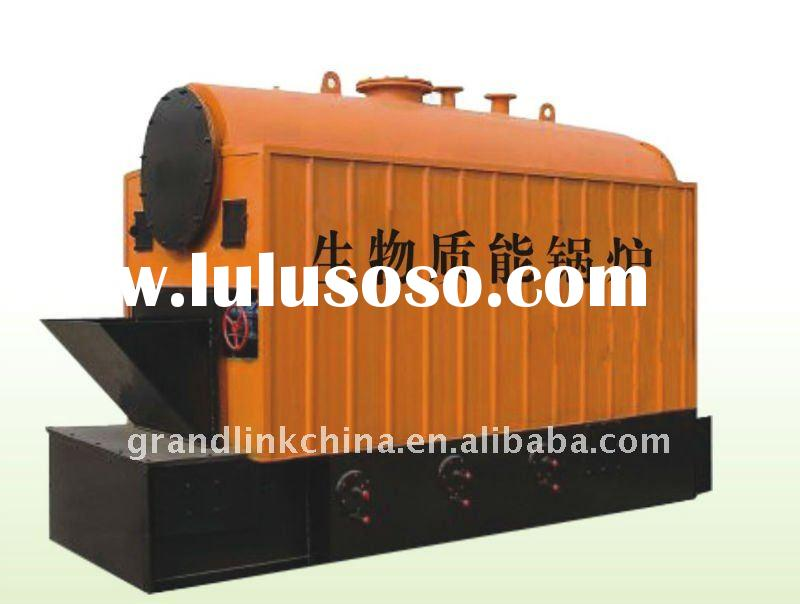 Wood Pellet Industrial Steam Boiler