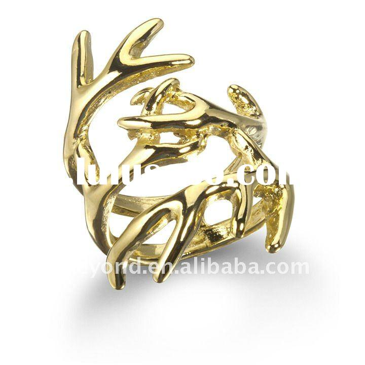 fashion alloy ring