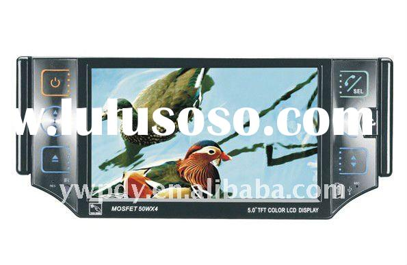 5.0 inch Car DVD/GPS Player (Bluetooth. Touch Screen)