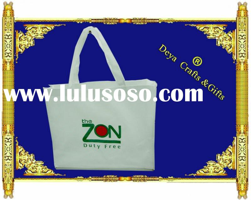 cheap promotional nonwoven shopping bag