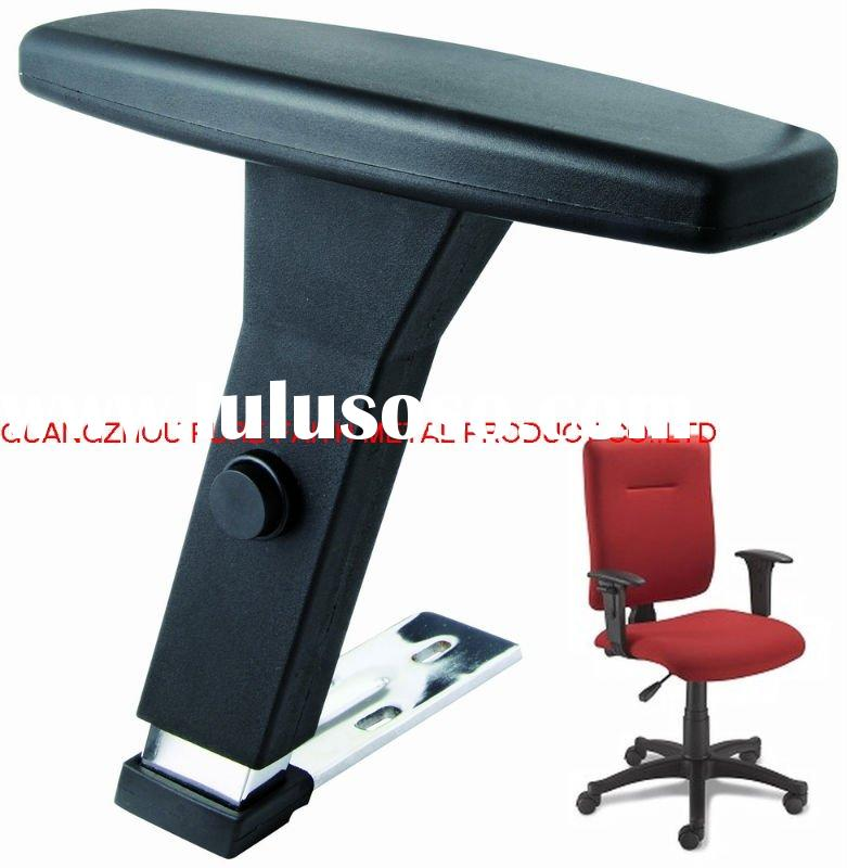 office chair plastic width adjustable chair arms (AC07)
