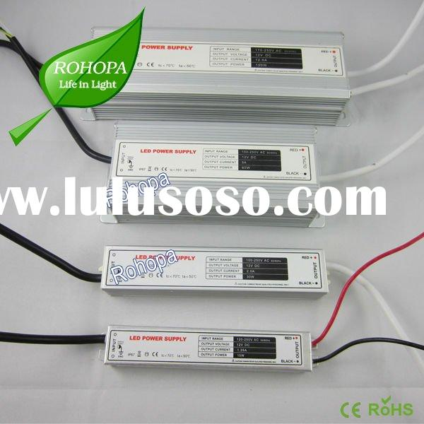2011 12V 15W Waterproof High Power LED Driver  With High Quality
