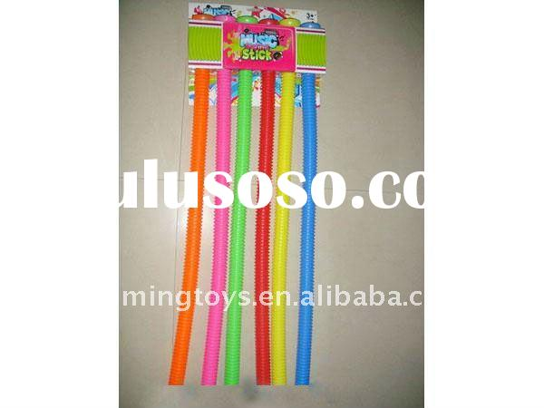 6PCS MUSIC STICK WITH 6COLOUR,Without Battery,noctilucent available