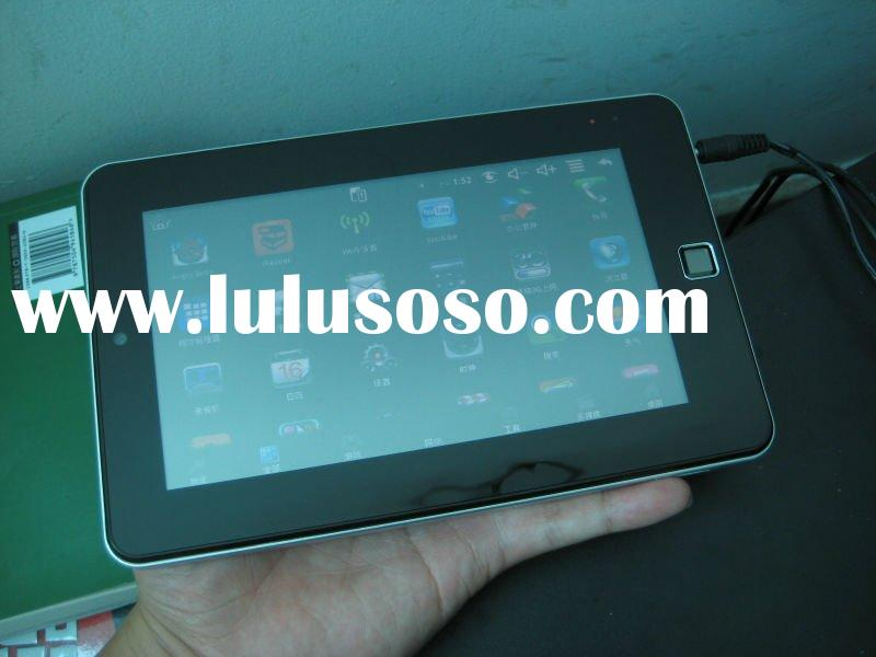 7 Inch Tablet PC (MID) with Mobile Phone Function-Android 2.2-WIFI-3G/CAMERA/FLASH 10.1 at Low Price