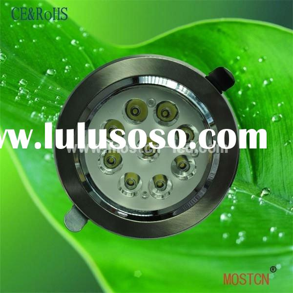 9W High power led spot downlight CE&RoHS