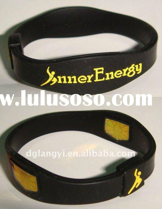 Fashion Silicone Power Balance Bracelet
