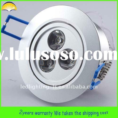High power 9W 850lm CREE led counter light