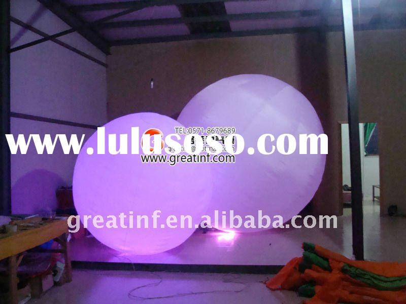 Inflatable Party Balls Inflatable Lighting Balls Inflatable Party Decorations