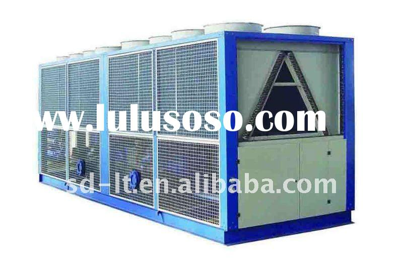 LTLF Series Air Cooled Scew Compressor Water Chiller 80-1000KW
