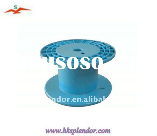Wire plastic cable reel