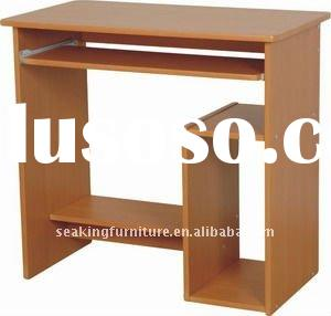 fashion modern high quality wooden office computer table