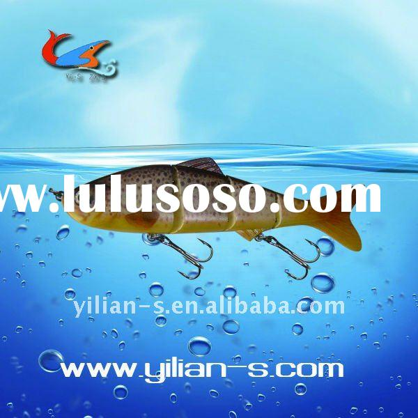 new hard plastic jointed fishing lure and best selling in North American market