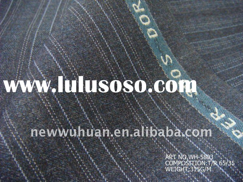 t/r imitate wool suiting fabric for make suit