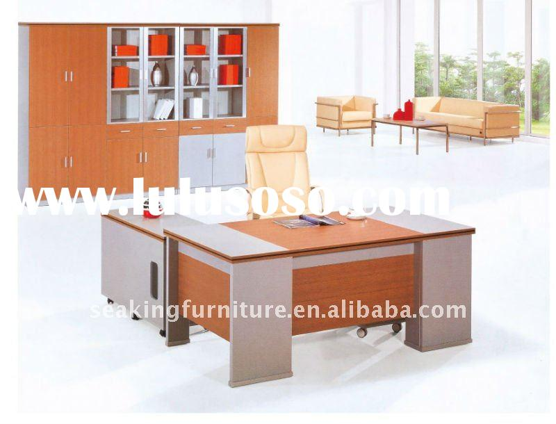 top design	fashion modern high quality wooden office table