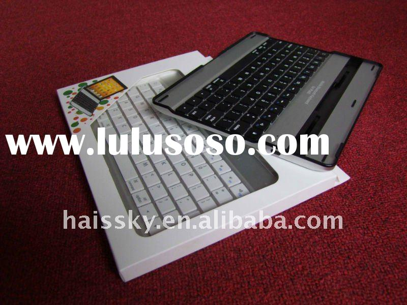 2011 New black bluetooth keyboard for iPad 2 ,new products for iPad 2