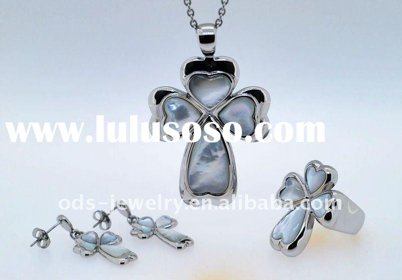 2011 fashion stainless steel jewelry