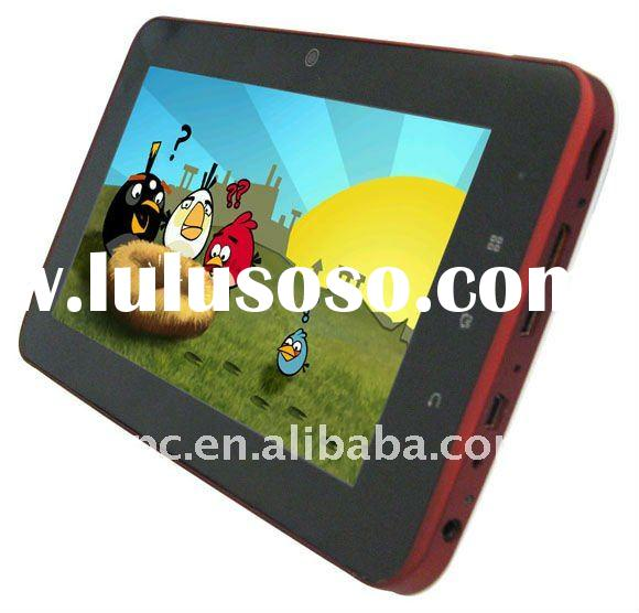 """7"""" Zenithink C71 capacitive tablet pc android 2.3 512MB cortex a9 HDMI"""
