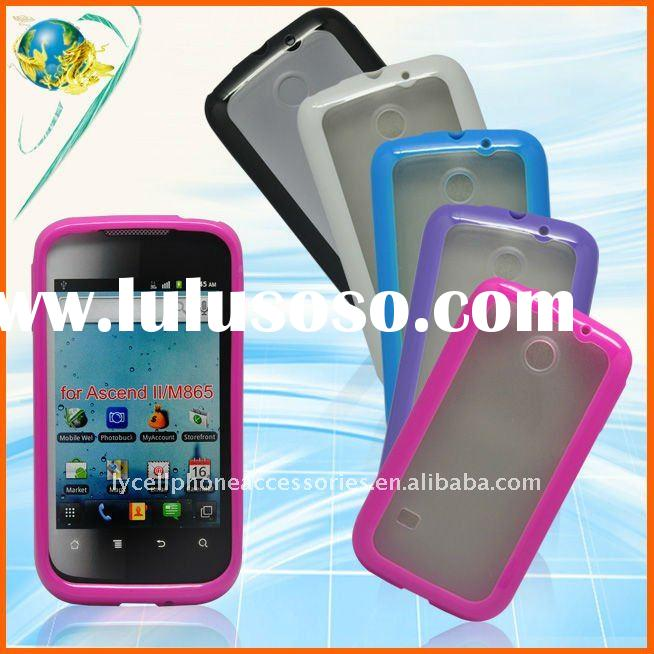 Fashion cell phone combo case for HuaWei Ascend2 M865 (LY-C11)