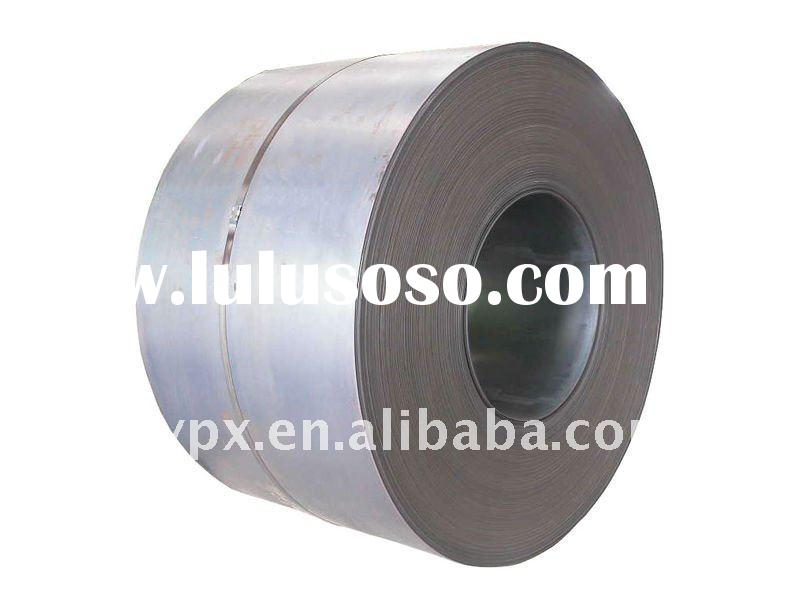 Low alloy hot rolled steel coil