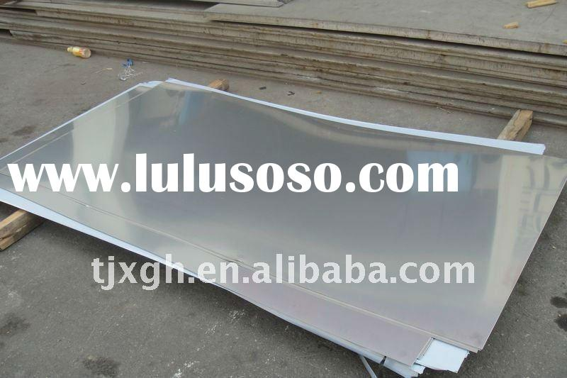 cold rolled 304 stainless steel plate factory