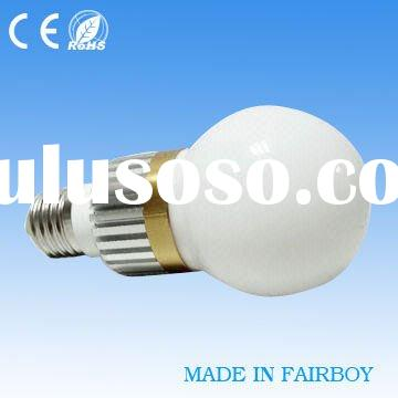 energy saving 3W E27 led bulb light