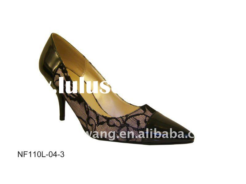 ladies low heel shoes