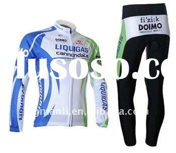 pro team long sleeve cycling clothing,cycling apparel