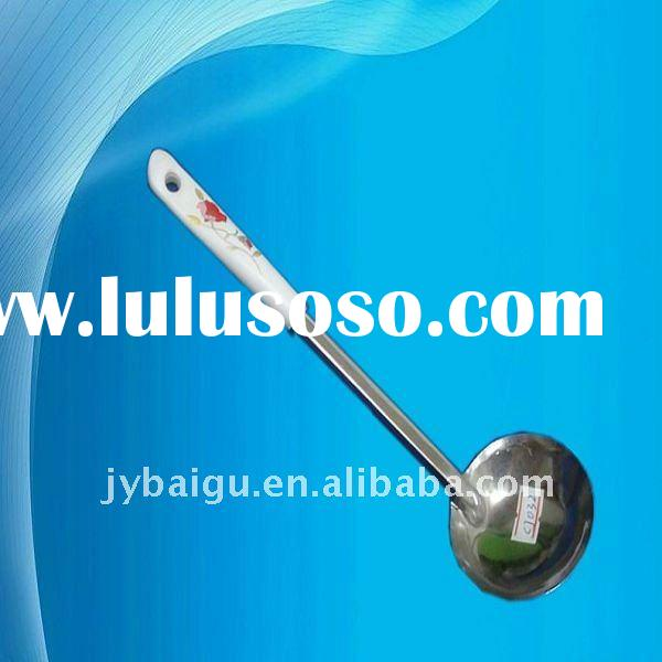 stainless steel cooking soup Ladle