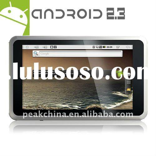 Android 2.3 Tablet PC with 7 Inch Capacitive Touchscreen and WiFi