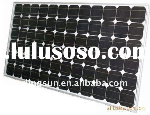 DingSun 255W Flexible Solar Panel