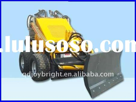 LT380 mini loader with standard bucket,USA engine,CE prove,Hydraulic transmission system