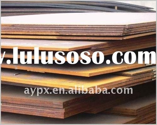 Low alloy and high strength hot rolled structural steel