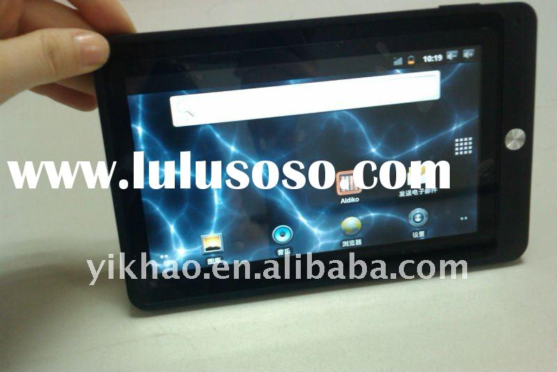 New 7 inch 3g WIFI Andriod 2.3 Bluetooth tablet pc (y7)