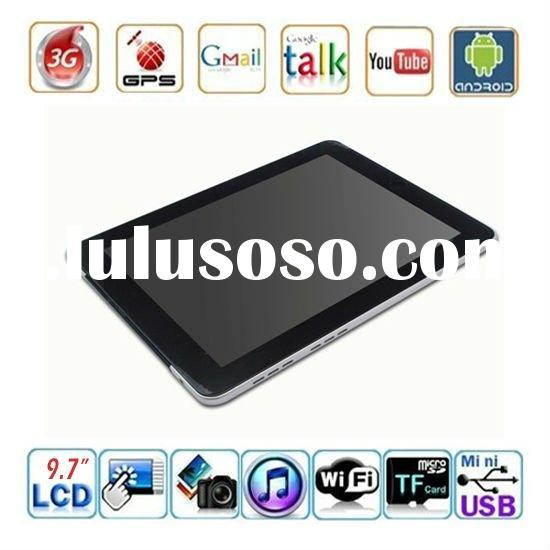 9.7 Inch  FREESCALE 800MHz Support Wifi/3G Table PC
