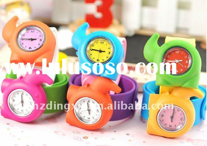Fashion Promotional Silicone Watches Men