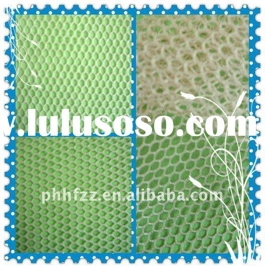 Hexagonal mesh fabric for Luggage lining
