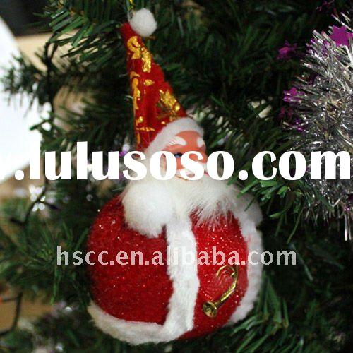 Hot sale Santa Claus for Christmas Tree Christmas Ornament