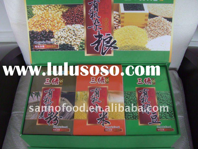 Organic Coarse Cereals Gift Package