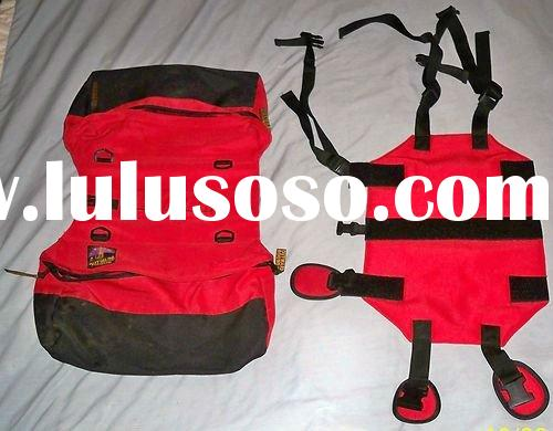 Quick Release Dog Backpack with Removable Pack