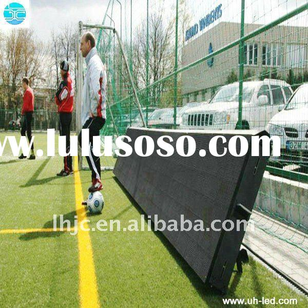 UH Class A soft-mask Stadium muti color display led for football court