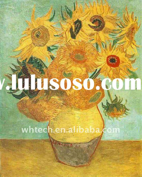 Van Gogh Masterpiece Reproduction Oil Painting