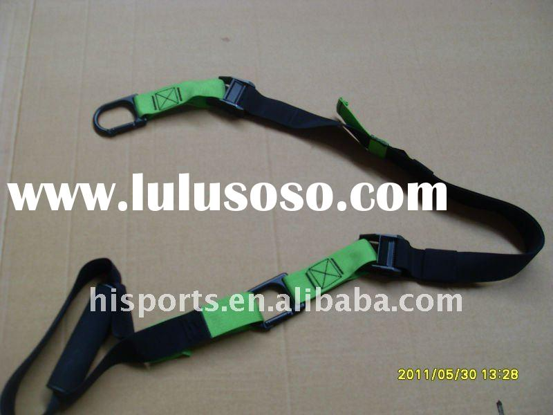 body weight training belt ,suspension gym, suspension trainer
