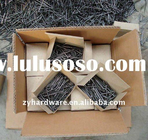 common wire nail factory