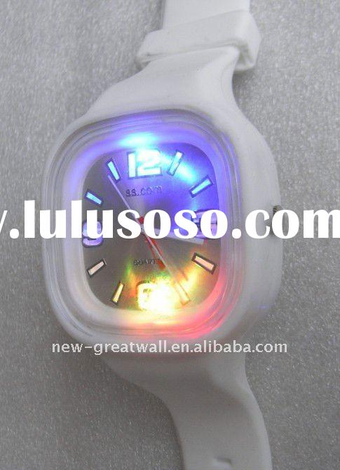 fashion silicone watch in cheap price, NGW083--silicon watch FASHION