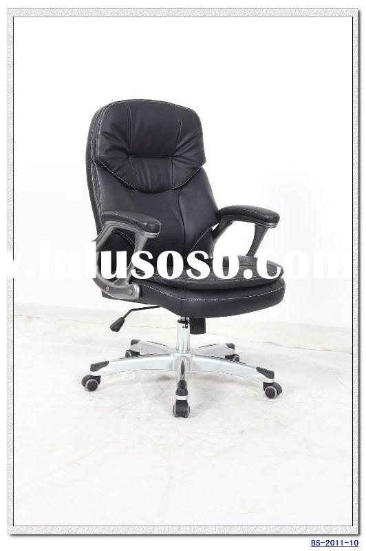 leather wide ease office chair BS-2011-10