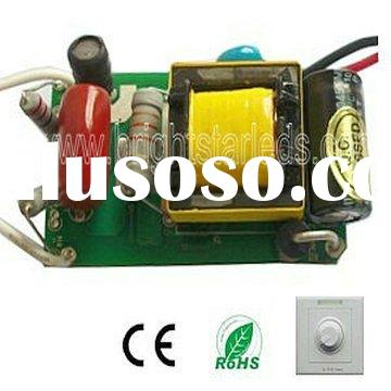 12W 350ma constant current dimmable led driver transformer