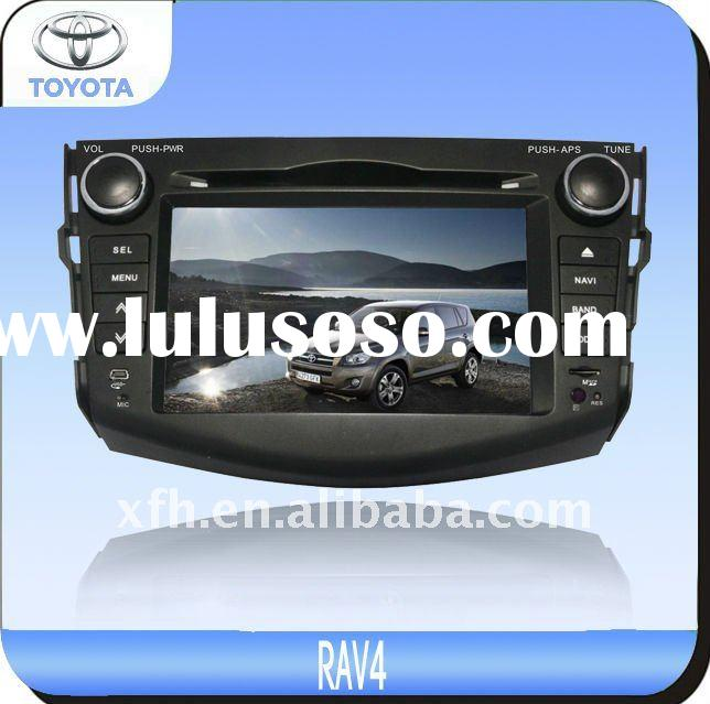 2 Din Car DVD with GPS For Toyota RAV4