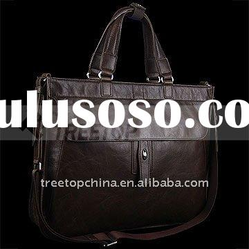 Busuiness style genuine leather bag for 13 inch laptop bag--Hot selling!!