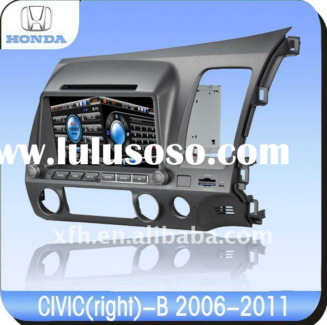 Car DVD Player with GPS For  FOR Honda Civic