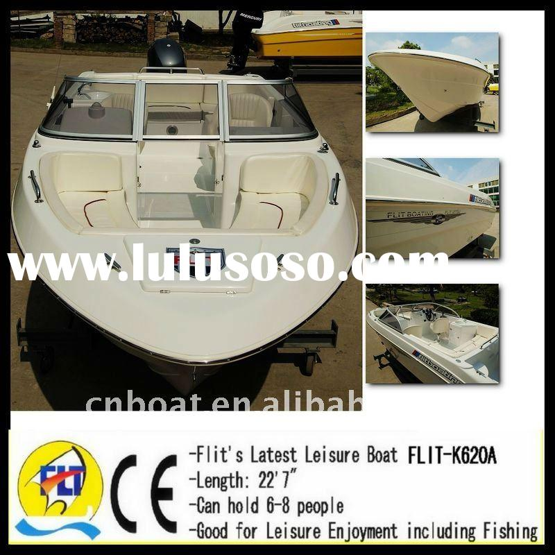 Golden Quality 22' Speed Boat